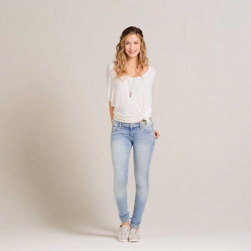girls hollister ryan super skinny jeans girls jeans