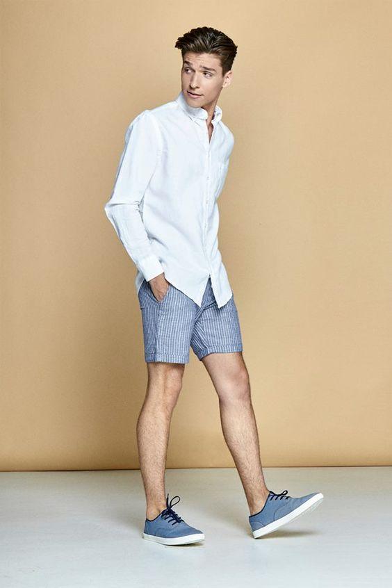 Chicos elegantes y juveniles. #Fashion #Moda #Clothes #Verano #ModaHombreu2026 | Ropa | Pinterest ...