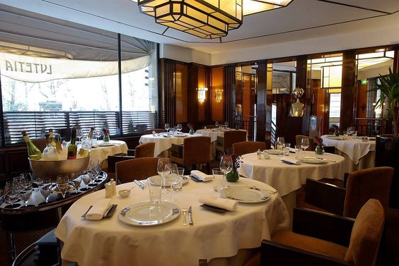 """Paris"" Gastronomic restaurant, 1 star Michelin"