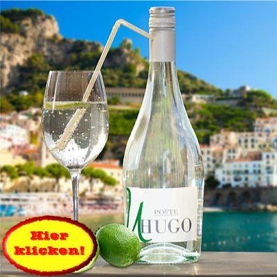 Das Hugo Original aus Italien: Der süße Sommer-Trend! Hier klicken: http://blogde.rohinie.com/2013/01/prosecco/ #Italien #Prosecco #Spumante #Holunder #Grillgerichte #Minze #Sommergetraenk