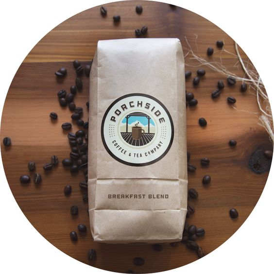 Breakfast Blend from Porchside Coffee & Tea Company LLC for $15.00