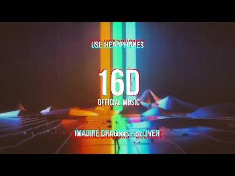 Imagine Dragons Believer 16d Audio Lyrics Youtube Imagine Dragons Imagine Pop Songs