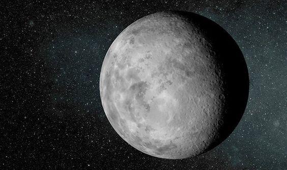 Imagem da Nasa mostra representação do planeta Kepler-37b, que é do tamanho de nossa Lua e é o menor exoplaneta conhecido