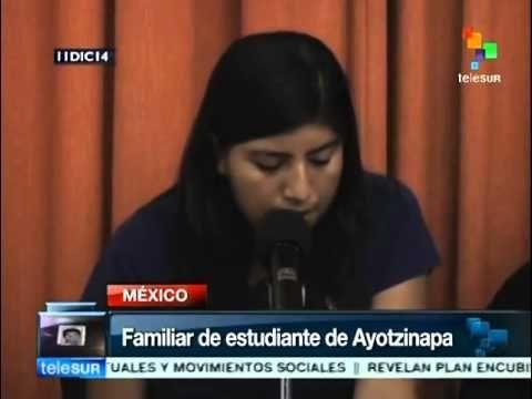 México: científicos rechazan tesis de la PGR sobre caso Ayotzinapa