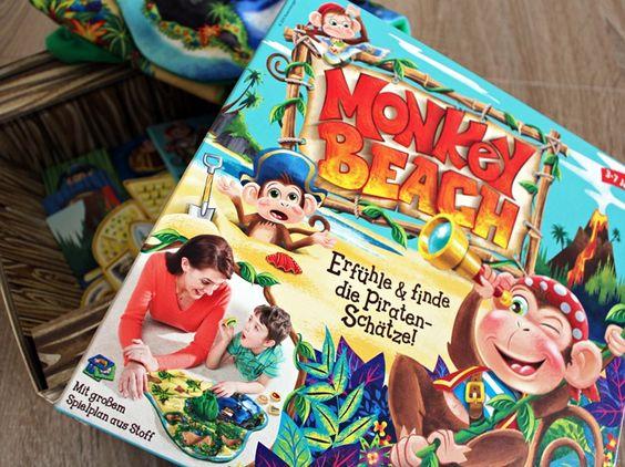 Monkey Beach von Ravensburger