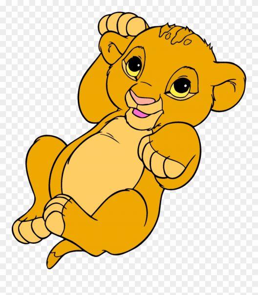 18 Baby Simba Png Baby Simba Disney Character Drawings Lion King Drawings