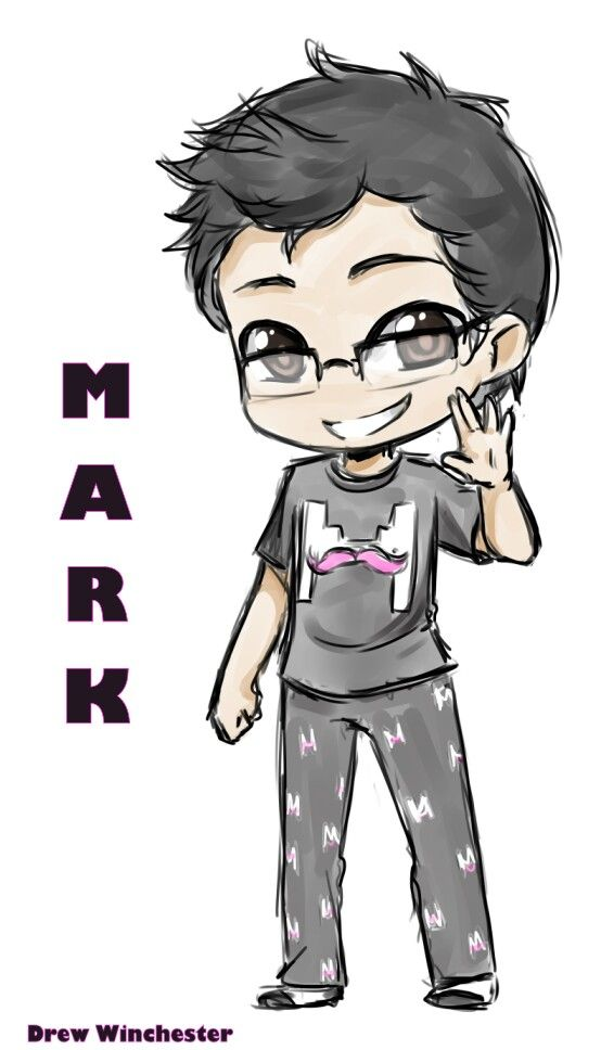 chibi markiplier and jacksepticeye - photo #5