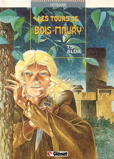 Les tours de Bois-Maury -5- Alda  -  1988