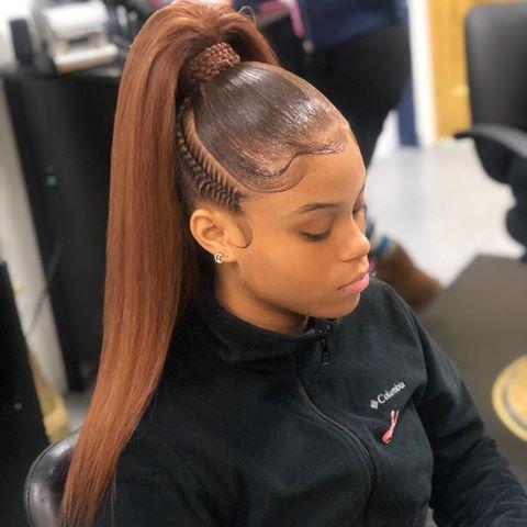 2 Braids W Quick Weave Hair Myprettybundles Eastpointe