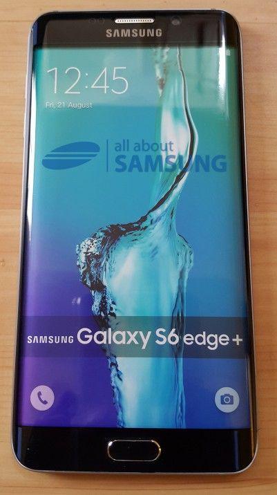 Dok Phone: Galaxy S6 Edge+ : son design intégralement dévoilé en images