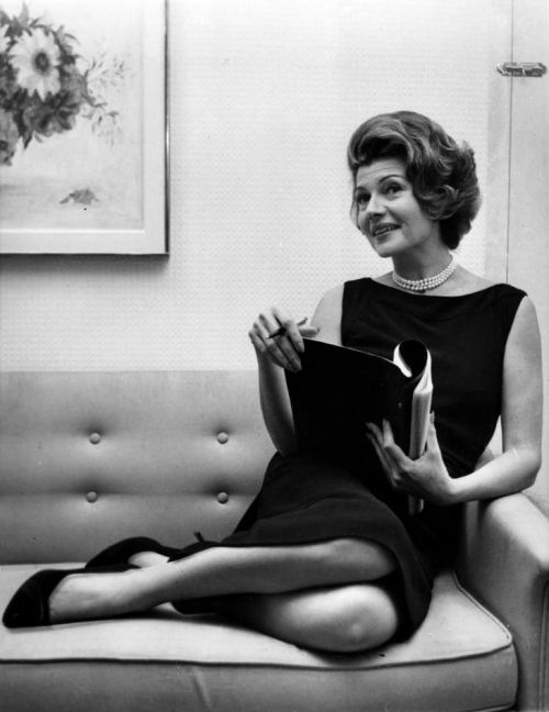 forlovelyritahayworth: 45 year old Rita Hayworth, circa 1963.: