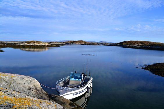 Seascape at the coast of Trøndelag. Photo: Michael Logtenberg