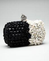 Alexander McQueen clutch.....this is unbelievable/ Spring 2012 NM