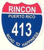 If you're in Puerto Rico one of the best small towns and my favorite place - Rincon, PR.  Great people, beaches, surfing and don't forget food.
