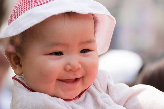 陽光與笑容