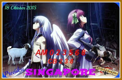 SGP Liga Asia: PREDIKSI TOGEL SGP LIGA ASIA 18 OKTOBER 2015