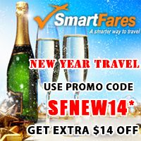 Exclusive New Year Travel Airfares