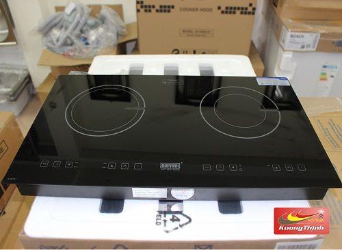Tìm hiểu thông số kỹ thuật trên bếp điện từ Giovani G 281ET
