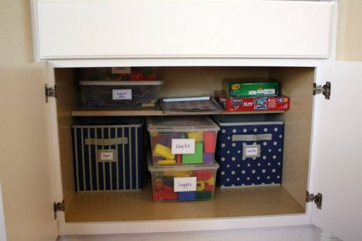 IHeart Organizing: Reader Space: A Thoughtful & Organized Place!