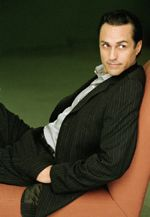Maurice Bernard (Sonny Corinthos on General Hospital)