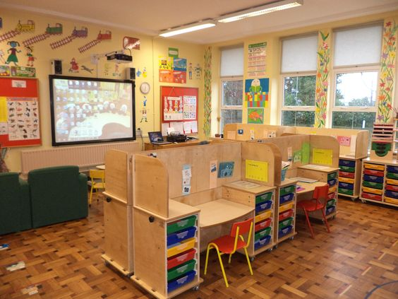 Classroom Structuring Ideas ~ Class management preschoolers with autism bandon