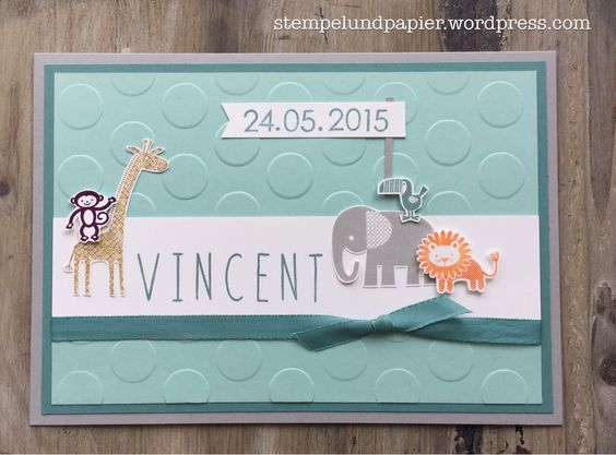 Stempel und Papier | Schöne Dinge aus Papier mit Liebe handgefertigt | Seite 8