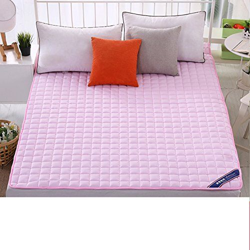 Jkdhwopsajxgn Mattress Double Tatami Mattress Protector Non Slip Bed Mat Padded Mattress E 150200cm 59x79inch Mattress Mattress Protector Bed Mats