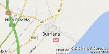 Las imágenes de Bing Mapas con información del tráfico