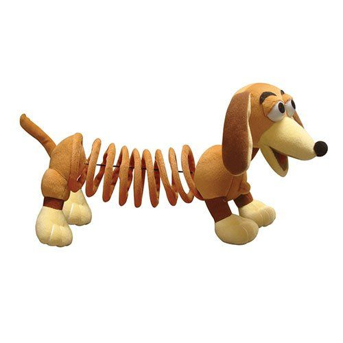 Perro Toy Story Movie Slinky Original Con Resorte Se Estira