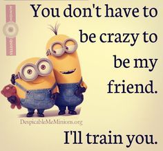 minion the best to tell someone - Google Search