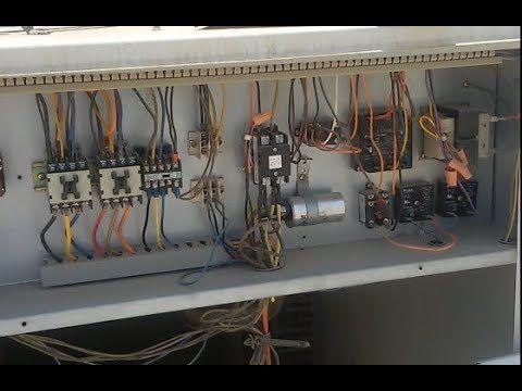 شرح تفصيلي لاجزاء مكيف باكيتج كاريرehow Work Air Conditioner Package Unit