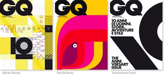 GQ 10 designs