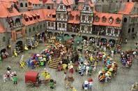 Diorama Playmobil