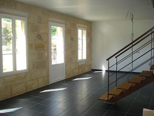 Maison des Charmilles  Surélévation métallique d une maison en
