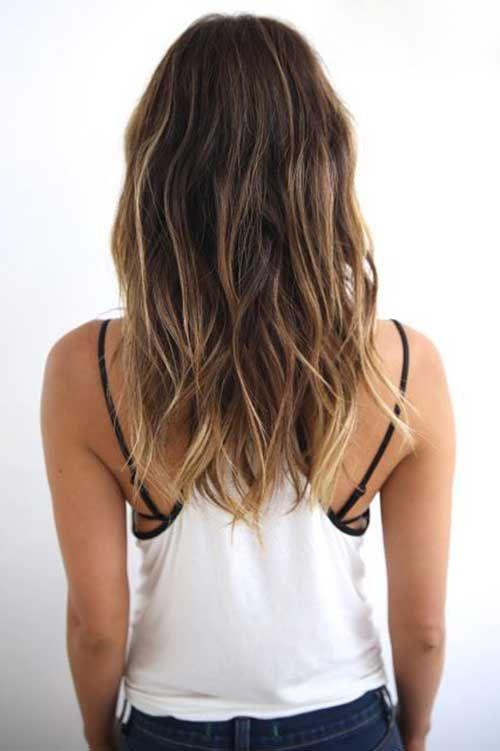 Pin By Christina Lopez On Short Hair Long Hair Styles Medium Long Hair Medium Long Haircuts