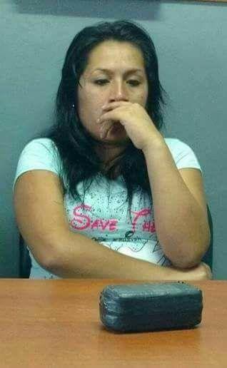 Intentó ingresar celulares en sus partes íntimas a penal