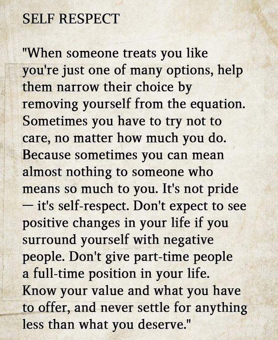 Best 22 Self Worth Quotes in Relationship | Self respect ...