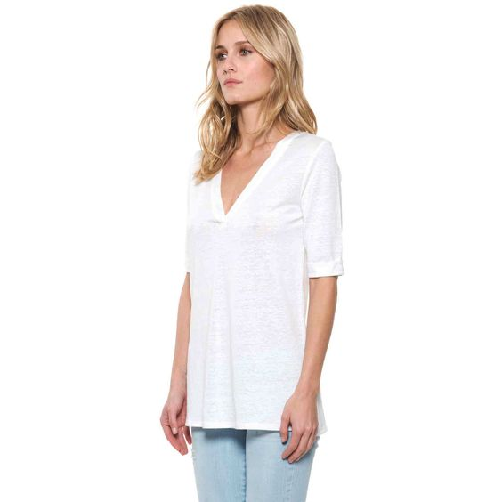 THE CLASSIC TUNIC - White (Excl)