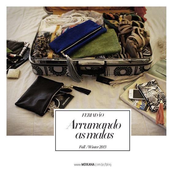 TRAVEL TIPS / ARRUMANDO AS MALAS