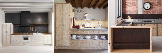 Cucine rustiche Katrin Arens. Arte e artigianato