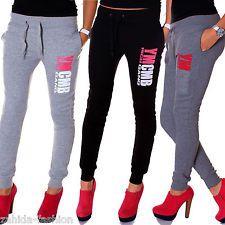 Femmes Pantalon Traning Jogging De Sport Fitness Boxer Confortable 34,36,38 NEUF