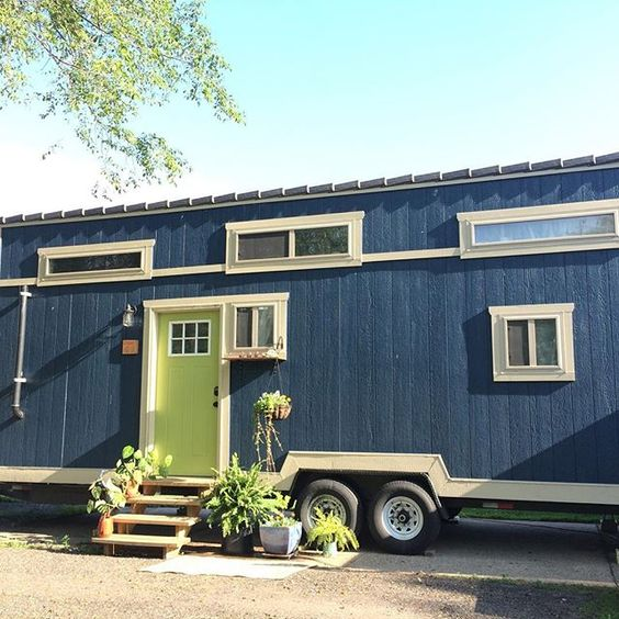 TINY HOUSE NATION – Tiny Home for Sale