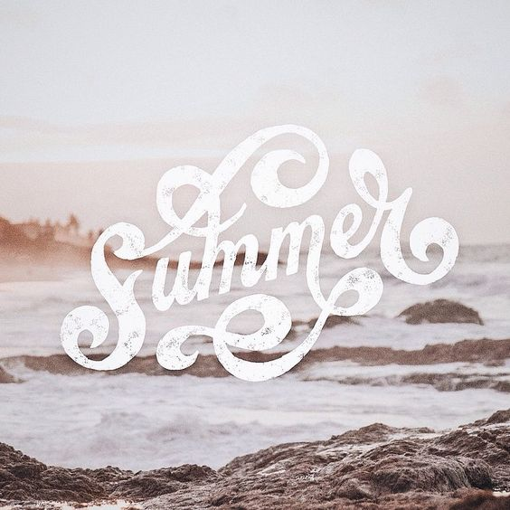 Is everybody excited for the summer to come?  × #typography #lettering #type #typespire #typographyinspired #thedailytype #calligritype #instagood #instafollow #handlettering #handmadetype #drawing #goodtype #typeverything #typographie #art #design #strengthinletters #summer #summertime #sun
