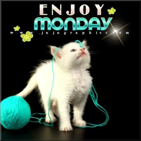Monday--- Lunes