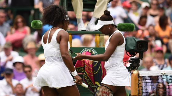 Serena: Doubles victory is amazing