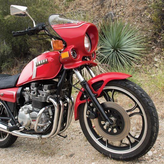 Steve S Stunning Seca 1982 Yamaha Xj550 Seca Motorcycle Classics Classic Motorcycles Motorcycle Japanese Motorcycle