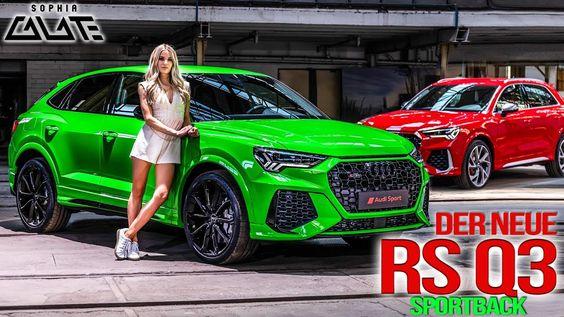 Der Neue Audi Rs Q3 Sportback 2020 Leistung Sound Optik Audi Rs Q3 Audi Rs Audi