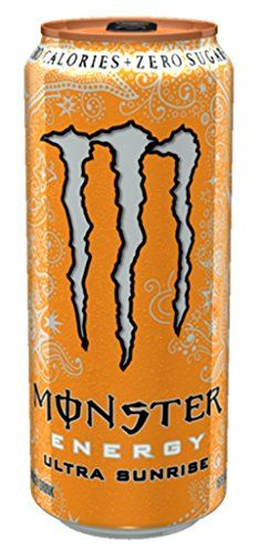 Image result for monster energy drink sunrise
