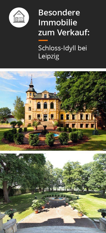 Reprasentatives Herrenhaus Villa Bei Leipzig Fur Private Und Geschaftliche Nutzung Herrenhaus Immobilien Villa