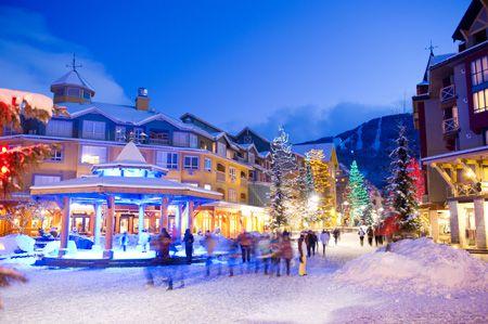 Whistler Village, BC, Canada: